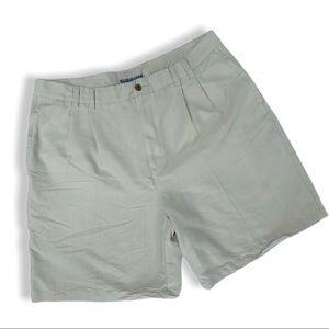 Men's Breakwater Bay Khaki Casual Shorts 38